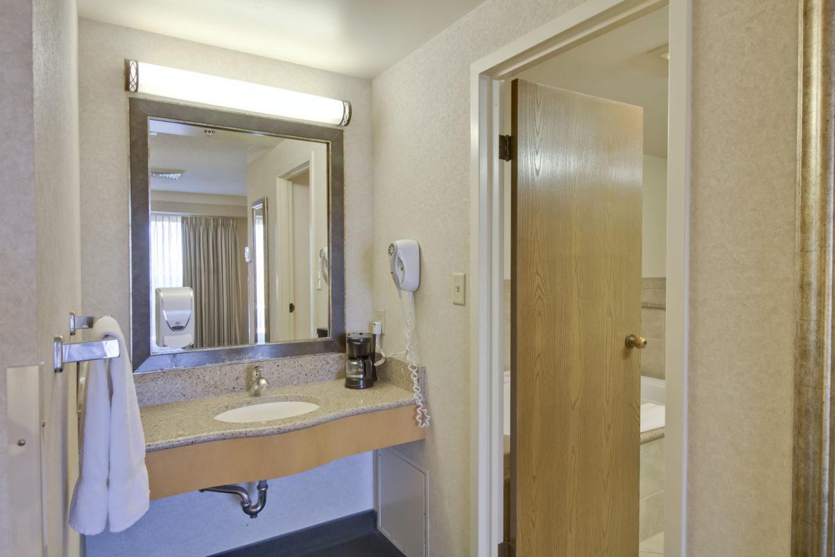 Vanity of Whirlpool Bathroom
