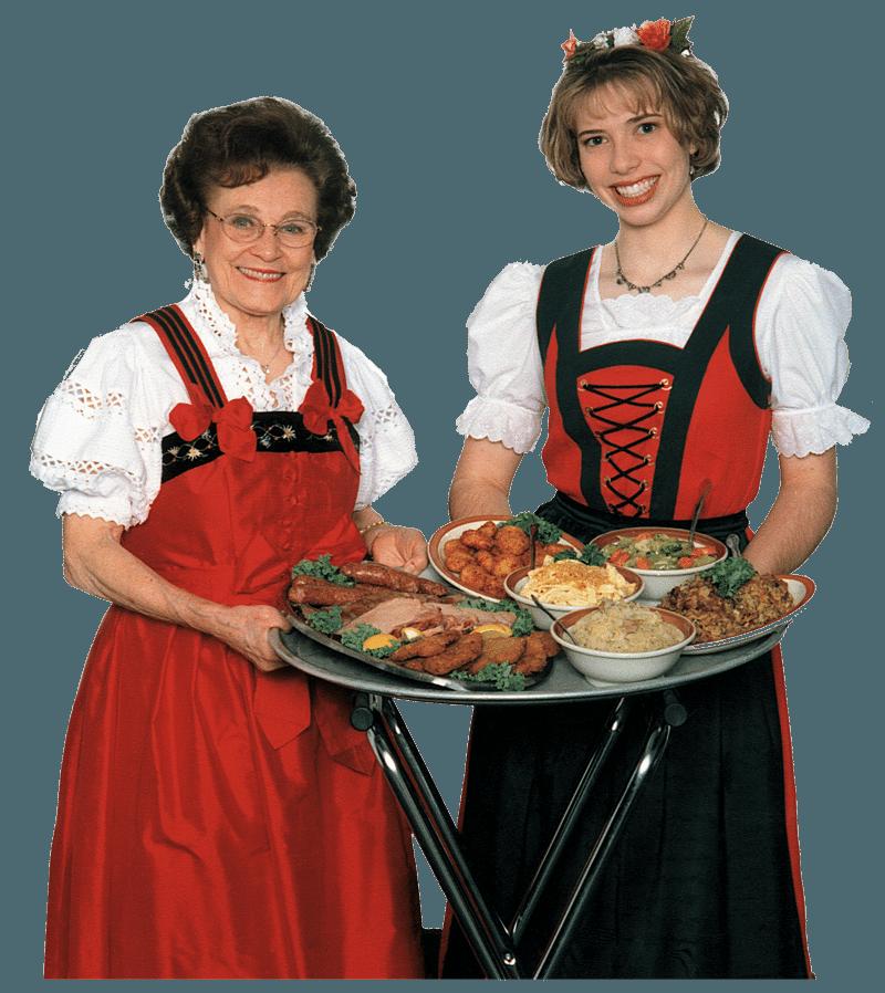 Dorothy Zehnder with Granddaughter Martha