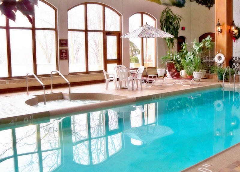 Adult Pool and Spa