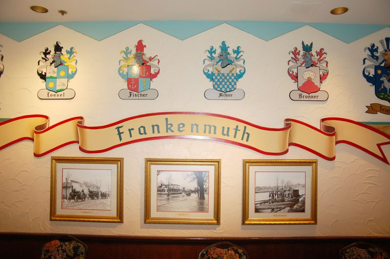 Family Crests of Frankenmuth