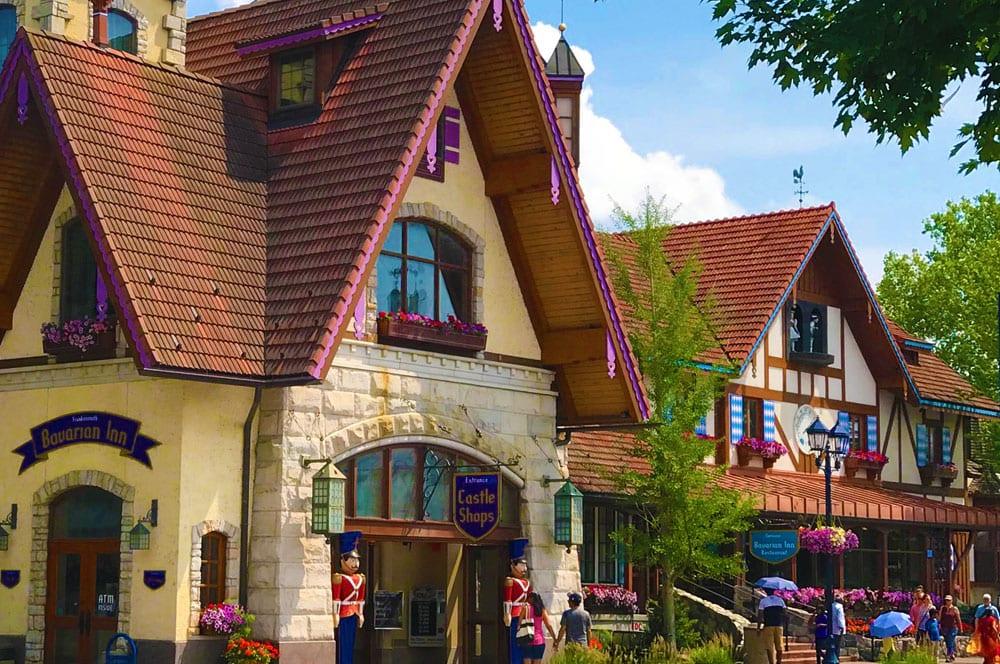 Castle Shops