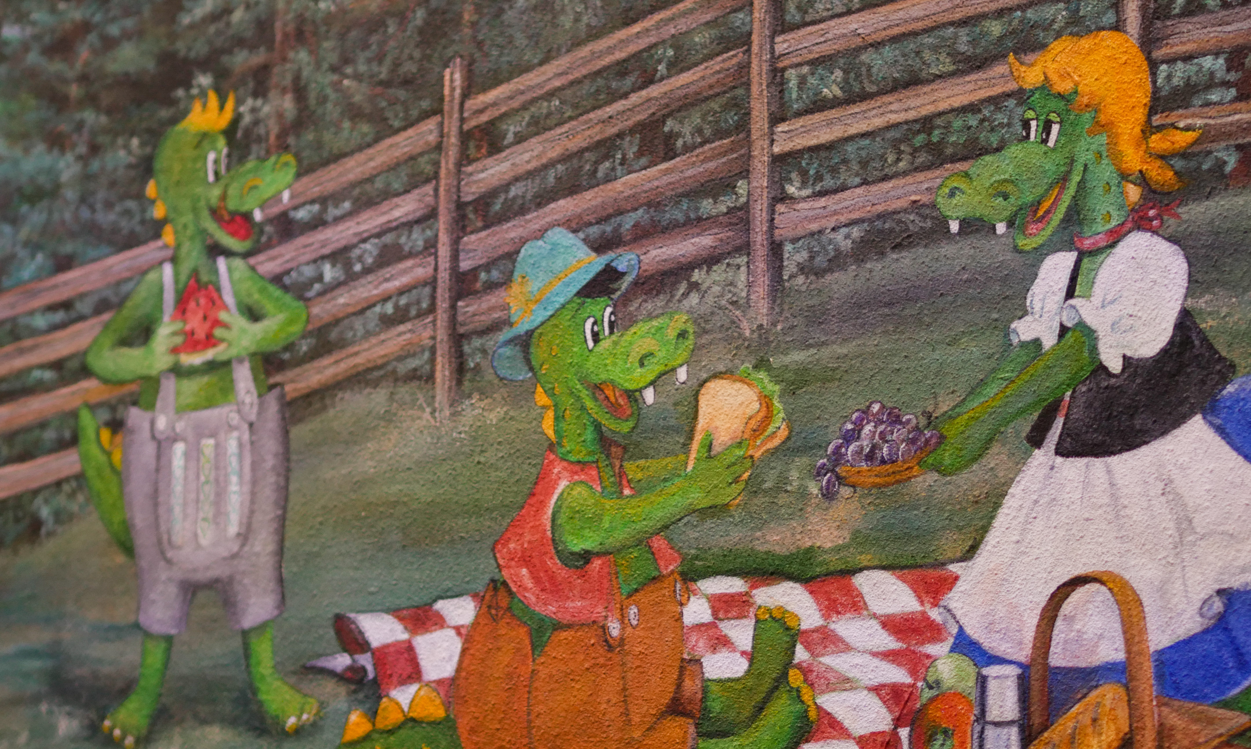 7 Facts You May Not Know About Willy the Dragon