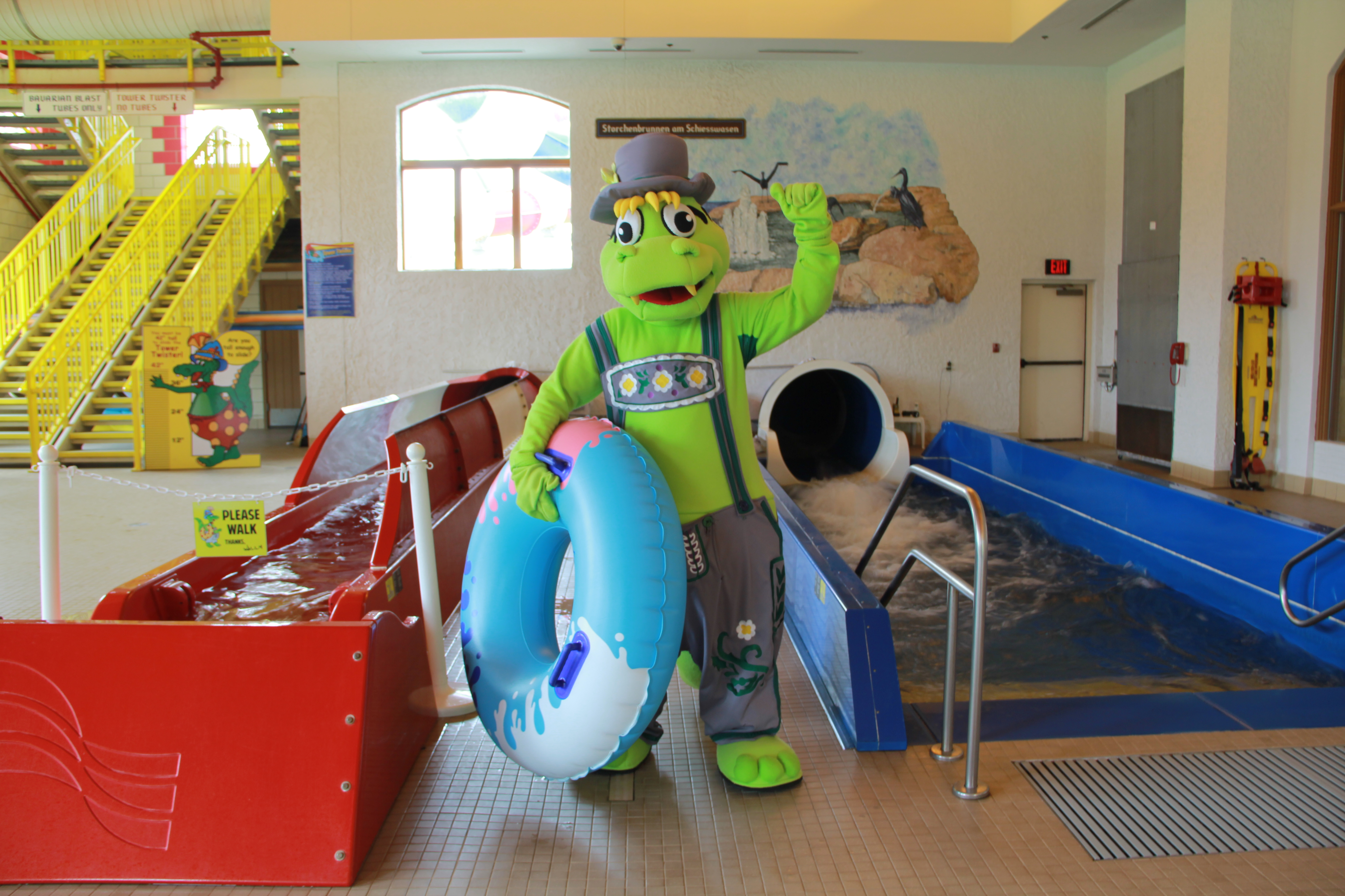 Willy in the Waterpark
