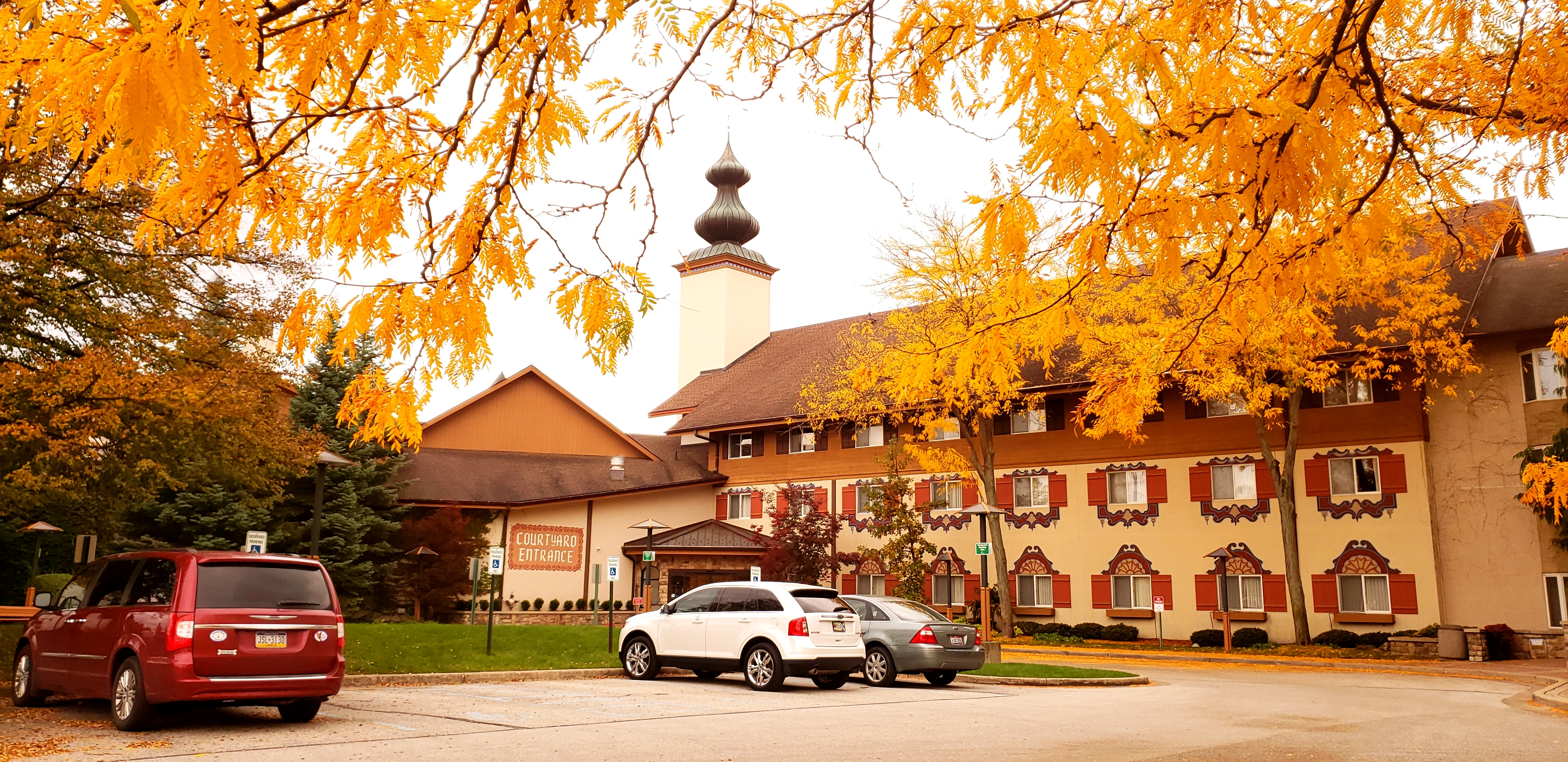 Fall Events in Frankenmuth